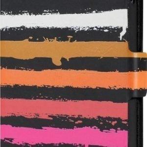 Little Marcel Stripe Black iPhone 6