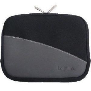 LogiLink Sleeve for 10'' Tablets Black/Grey