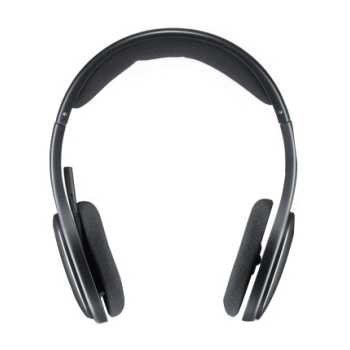 Logitech H800 Bluetooth Stereo Headset Black