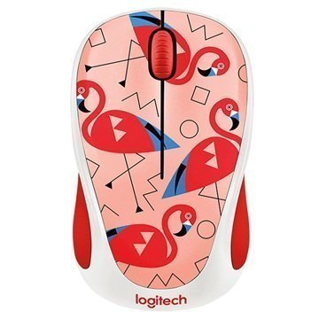 Logitech M238 Party Collection Langaton Hiiri Flamingo