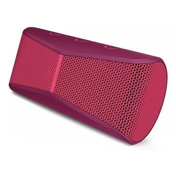 Logitech X300 Mobile Wireless Bluetooth Stereo Speaker Red