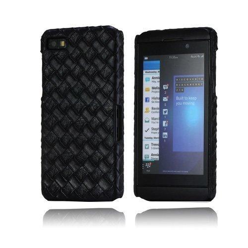 Longhorn Musta Blackberry Z10 Kotelo