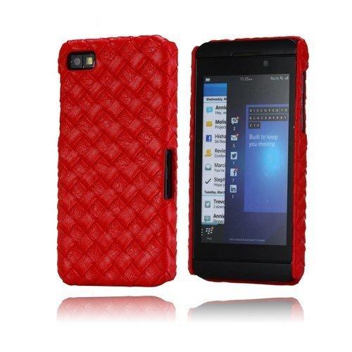 Longhorn Punainen Blackberry Z10 Kotelo