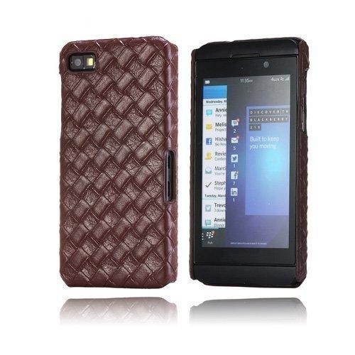 Longhorn Ruskea Blackberry Z10 Kotelo
