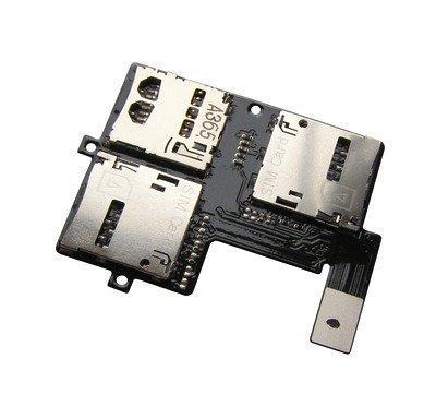 Lukija SIM ja Micro SD HTC Desire 600 Dual SIM