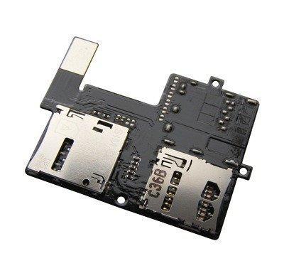 Lukija SIM ja Micro SD HTC Desire 600