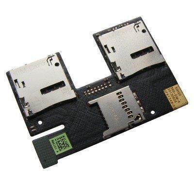 Lukija SIM ja SD HTC Desire 500 Dual Sim 5060