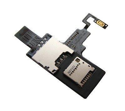 Lukija SIM ja SD HTC Desire X T328e
