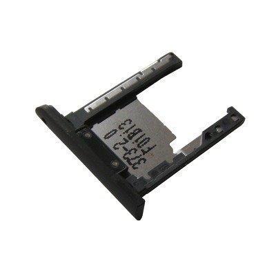 Lumia 1520 SD-kelkka muistikortille musta