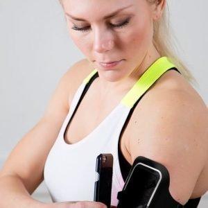 MOC Sport Armband Active Black