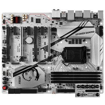 MSI Z170A XPOWER Gaming Titanium Motherboard / Mainboard ATX