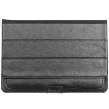 MacBook 12 Qialino Leather Case Black