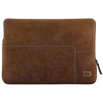 MacBook 12 Urbano Explorer Leather Sleeve Vintage Brown