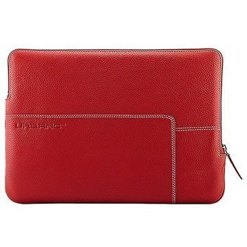 MacBook Pro 13.3 2016 A1706/A1708 Urbano Explorer Sleeve Red