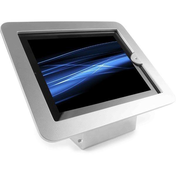 MacLocks Executive Enclosure pöytäteline iPadille lukkoreikä hop