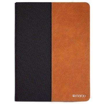 Maroo Executive Yleiskäyttöinen Foliokotelo Tabletille 9- 10.5 Tupakka