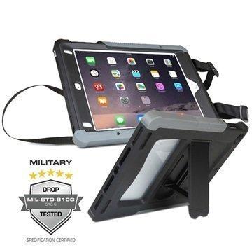 Maroo Exo-Rail 3.2 Case iPad Pro 9.7 iPad Air/Air 2 Black