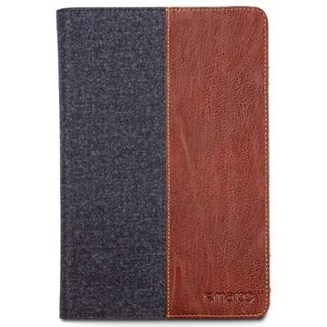 Maroo Woodland Yleiskäyttöinen Folio Kotelo Tabletille 9- 10.5 Ruskea