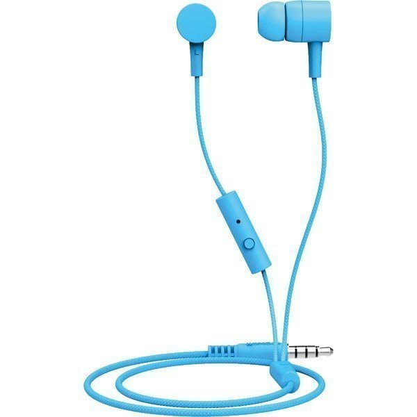 Maxell Spectrum Earphone In-Ear headset 1 2m kaapeli sininen