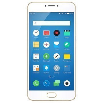 Meizu M3 Note 16GB Kulta
