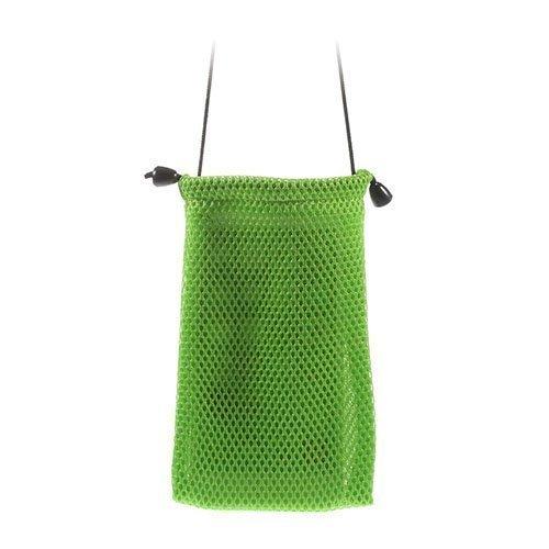 Mesh Kangas Vihreä Älypuhelinpussi 14.5 X 10cm