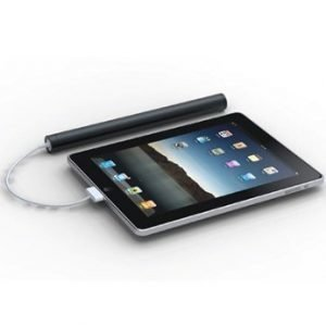 MiPow Power Tube SP6600BK for Tablets and Smartphones Black