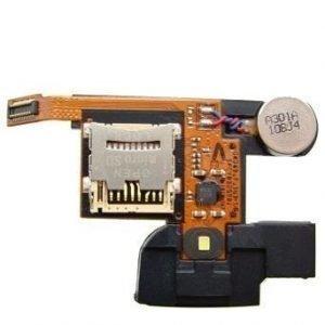 Micro SD Kortti Lukija + vibration LG GM360 Bali