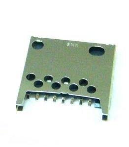 MicroSD Liitin Sony Ericsson LT15i Arc/ LT15a Arc/ LT18i Arcs / LT18a Arcs /X5 /ST18I XPERIA RAY Alkuperäinen