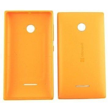 Microsoft Lumia 532 Akkukansi Oranssi