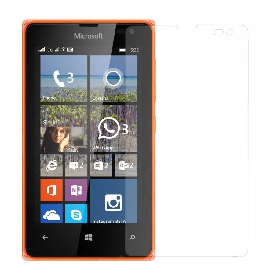 Microsoft Lumia 532 Näytönsuojalasi Karkaistu Lasi
