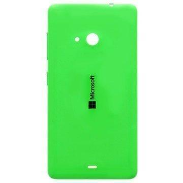 Microsoft Lumia 535 Akkukansi Vihreä