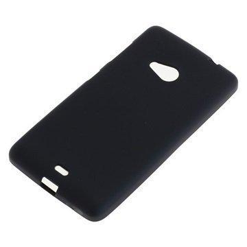 Microsoft Lumia 535 Lumia 535 Dual TPU-Kotelo Musta
