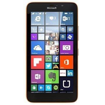 Microsoft Lumia 640 Dual SIM 8Gt Oranssi