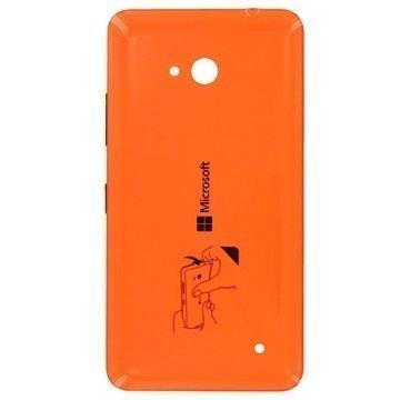 Microsoft Lumia 640 Dual SIM Lumia 640 LTE Akkukansi Oranssi
