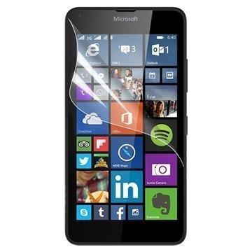 Microsoft Lumia 640 Dual SIM Lumia 640 LTE Ksix Näytönsuoja Läpinäkyvä