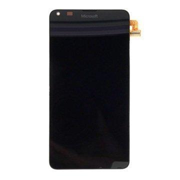 Microsoft Lumia 640 Dual SIM Lumia 640 LTE LCD Näyttö Musta