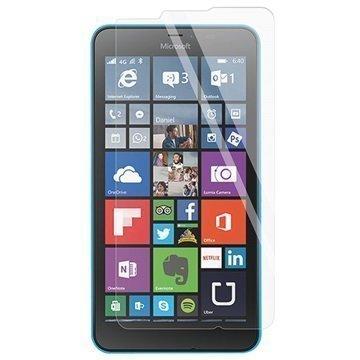 Microsoft Lumia 640 Dual SIM Panzer Suojaava Karkaistun Lasin Näytönsuojakalvo