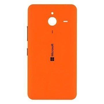Microsoft Lumia 640 XL Akkukansi Oranssi