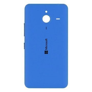 Microsoft Lumia 640 XL Akkukansi Sininen