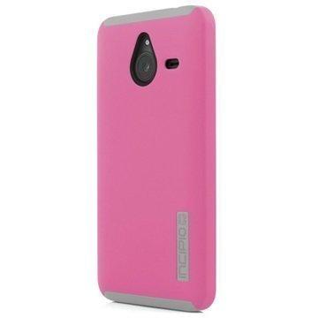 Microsoft Lumia 640 XL Incipio DualPro Suojakuori Pinkki / Harmaa