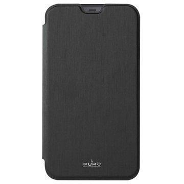Microsoft Lumia 640 XL Lumia 640 XL Dual SIM Puro Wallet Kotelo Musta
