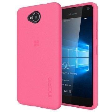 Microsoft Lumia 650 Incipio NGP Kotelo Pinkki