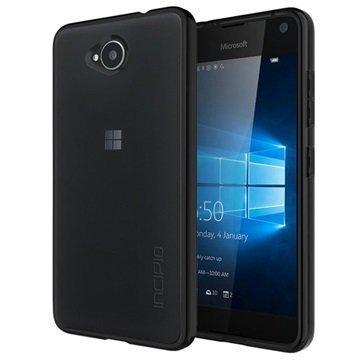 Microsoft Lumia 650 Incipio Octane Pure Suojakuori Musta