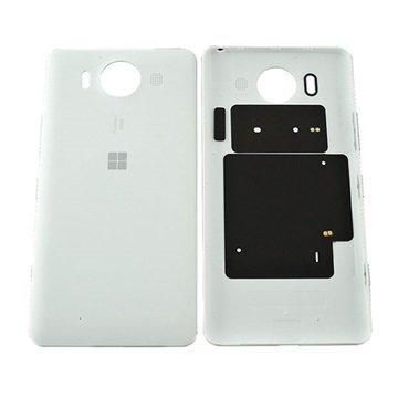 Microsoft Lumia 950 Akkukansi Valkoinen