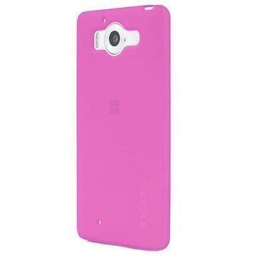 Microsoft Lumia 950 Incipio NGP Kotelo Vaaleanpunainen