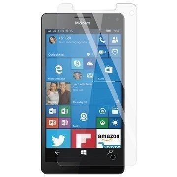 Microsoft Lumia 950 Panzer Suojaava Karkaistun Lasin Näytönsuojakalvo