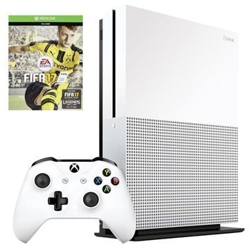 Microsoft Xbox One S with FIFA 17 500GB