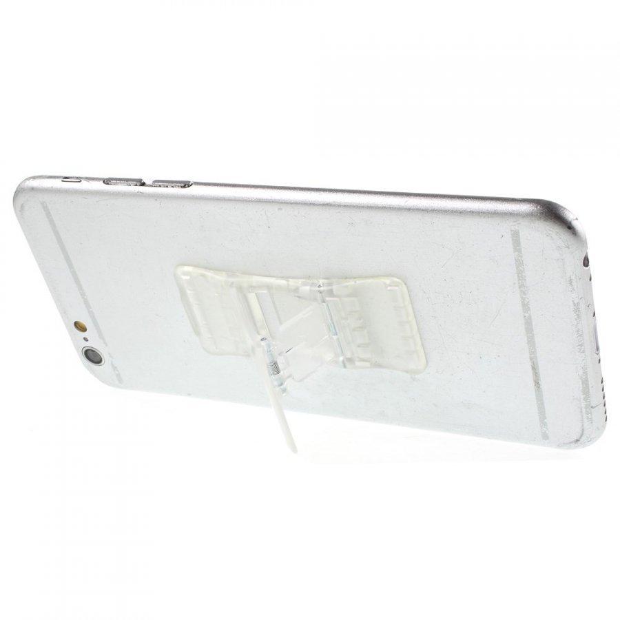 Mini Kokoinen Standi Älypuhelimille Läpinäkyvä