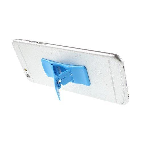Mini Kokoinen Standi Älypuhelimille Sininen