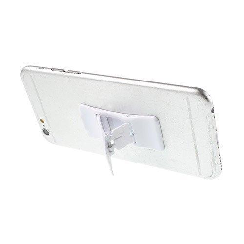 Mini Kokoinen Standi Älypuhelimille Valkoinen
